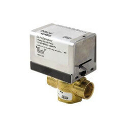 "1"" Sweat 2-Way PopTop Zone Valve w/ End Switch (24V)"