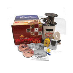 320 Sq Ft WarmWire KIT (240 Volt)