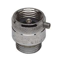 "3/4"" 8C, Hose Connection Chrome Plated Vacuum Breaker"