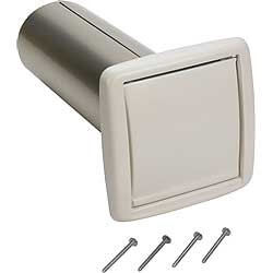 """4"""" Wall Cap Product Image"""
