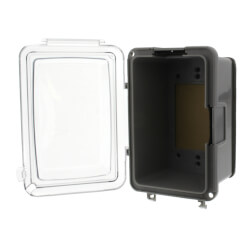 Single Gang In-Use 16-in-1 Deep Plastic Cover Product Image