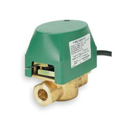 "1"" Sweat Zone Valve, Normally Closed, High Flow Capacity (w/ Aux. Switch)"