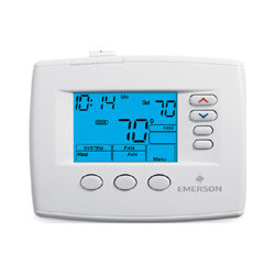 Universal Single Stage, Multi-Stage, Or Heat Pump, 5+1+1 Day, 5+2 Day, Or Non-Programmable Digital Thermostat