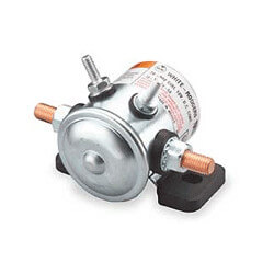Solenoid, SPNO, 36 VDC Isolated Coil, Continuous Duty Product Image