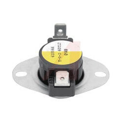 "3/4"" Snap Disc Fan Control, Cut-In- 180 Degrees F, Cut-Out - 160 Degrees"