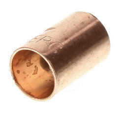 "1/4"" Copper Coupling"