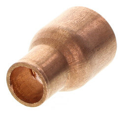 "1/2"" x 1/4"" Copper Coupling"