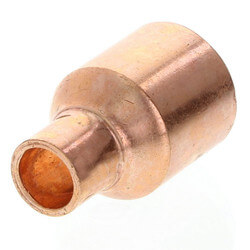 """5/8"""" x 1/4"""" Copper Coupling Product Image"""