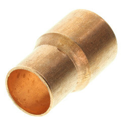 """5/8"""" x 1/2"""" Copper Coupling Product Image"""