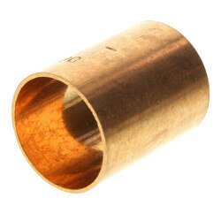 "1"" Copper Coupling"