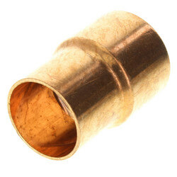 "1-1/4"" x 1"" Copper Coupling"