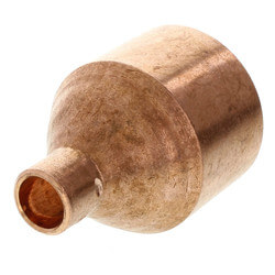 """2"""" x 1/2"""" Copper Coupling Product Image"""