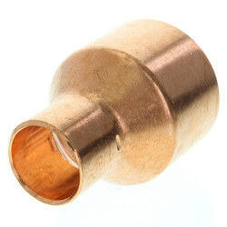 """2"""" x 1"""" Copper Coupling Product Image"""