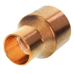 """2"""" x 1-1/4"""" Copper Coupling Product Image"""