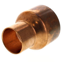 """2-1/2"""" x 1-1/2"""" Copper Coupling Product Image"""