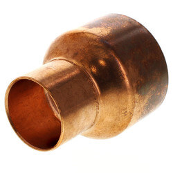 """4"""" x 2-1/2"""" Copper Coupling Product Image"""