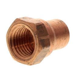 """1/4"""" Copper x Female Adapter"""