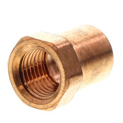 "3/8"" x 1/4"" Copper x Female Adapter"