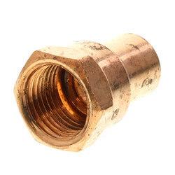 """1/2"""" Copper x Female Adapter"""