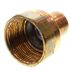 "3/4"" x 1-1/4"" Copper x Female Adapter Product Image"