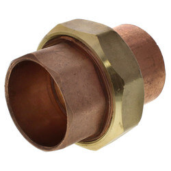 "1-1/2"" Copper Union"