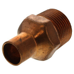 "1"" x 3/4"" FTG x Male <br>Street Adapter Product Image"