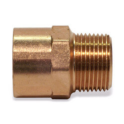 "2-1/2"" x 2"" Copper x Male Adapter"