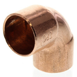 "1/2"" Copper 90° Elbow"