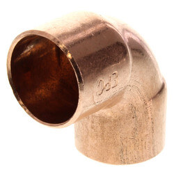 "5/8"" Copper 90° Elbow"