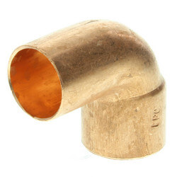 "5/8"" FTG x Copper 90° Street Elbow"