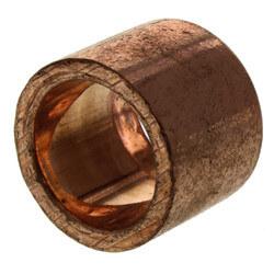 """3/8"""" x 1/4"""" Copper Bushing (FTGxC) Product Image"""