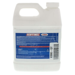 Sentinel X300 New System Cleaner (Quart) Product Image
