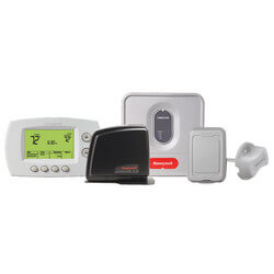 Wireless FocusPro RedLink Enabled Programmable Thermostat Kit