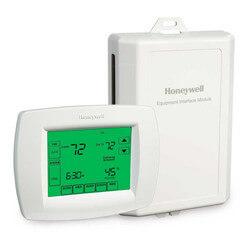 VisionPro IAQ Thermostat & Module