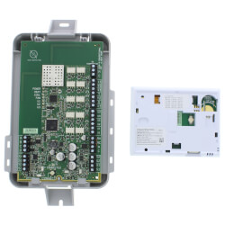 Prestige IAQ Kit with RedLINK (Includes White Thermostat, EIM, Wireless Outdoor Sensor & 2 Duct Sensors)