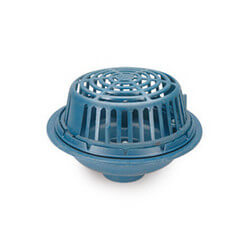 "8"" x 15"" Diameter Main Roof Drain (No Hub Outlet) Product Image"