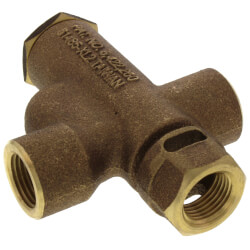 "1/2"" IP Automatic Trap Primer (Bronze) Product Image"