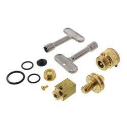 "1"" x 2 Ft. Non-Freeze, Auto-Draining Bronze Enclosed Floor Hydrant Product Image"