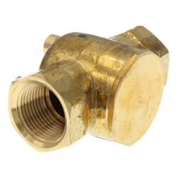 "3/4"" Threaded 2-way Valve Body, 20 PSI (7.5 Cv) Product Image"