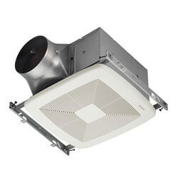 "ZB80 Ultra Series Multi Speed Ventilation Fan<br>6"" to 4"" Duct Product Image"
