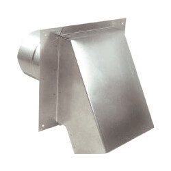 "3"" Z-Vent Termination Hood Product Image"
