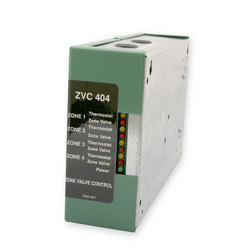 4 Zone Valve Control Module with Priority - Expandable