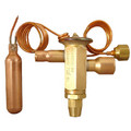 """3/8"""" x 1/2"""" ODF HAE-3-VX100 Thermal Expansion Valve (1-1/2 to 3 Tons)"""