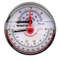 "LFDPTG-3L 2-1/2"" Pressure & Temperature Gauge (0-75 psi)"