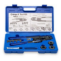 "3/8"" - 3/4"" PEX Crimp All Tool Kit"