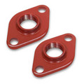 "1"" Bell & Gossett Iron Body Pump Flange - (pair)"