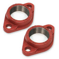"1-1/4"" Bell & Gossett Iron Body Pump Flange for HV, PL, NRF Pumps - (pair)"