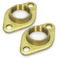 "1-1/4"" Bell & Gossett Bronze Body Pump Flange - (pair)"