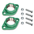 "1-1/2"" Taco Iron Freedom Flange (Pair)"