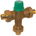 "1/2"" Thermostatic Mixing Valve 95 to 131°F (Female Threaded), Lead Free"